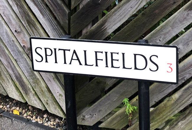 Spital fields Car Parking