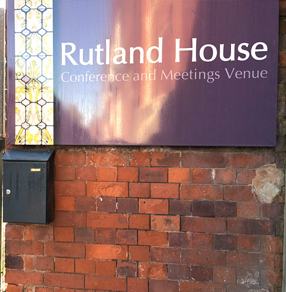 Rutland House - Doncaster - Entrance